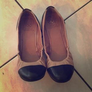 Vince Camuto flats.